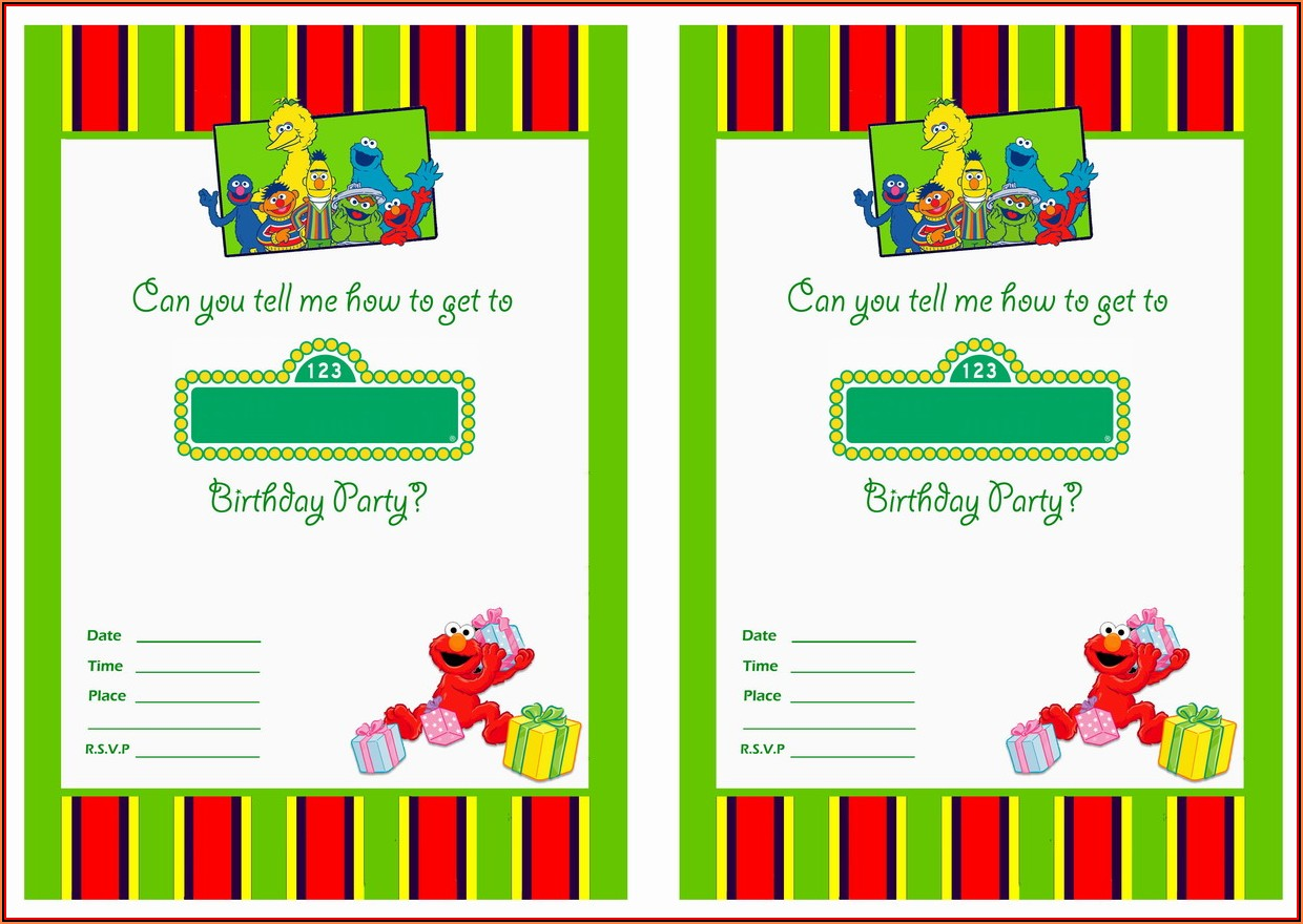 Birthday Party Invitations Templates Free Download
