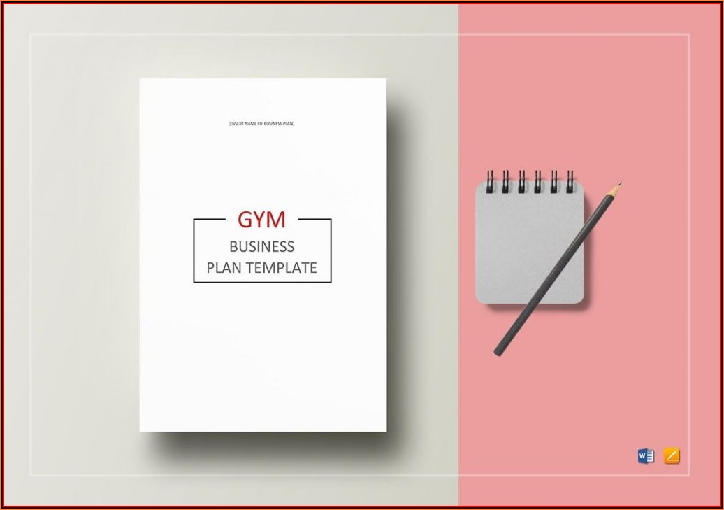 Blank Business Plan Template Word Uk