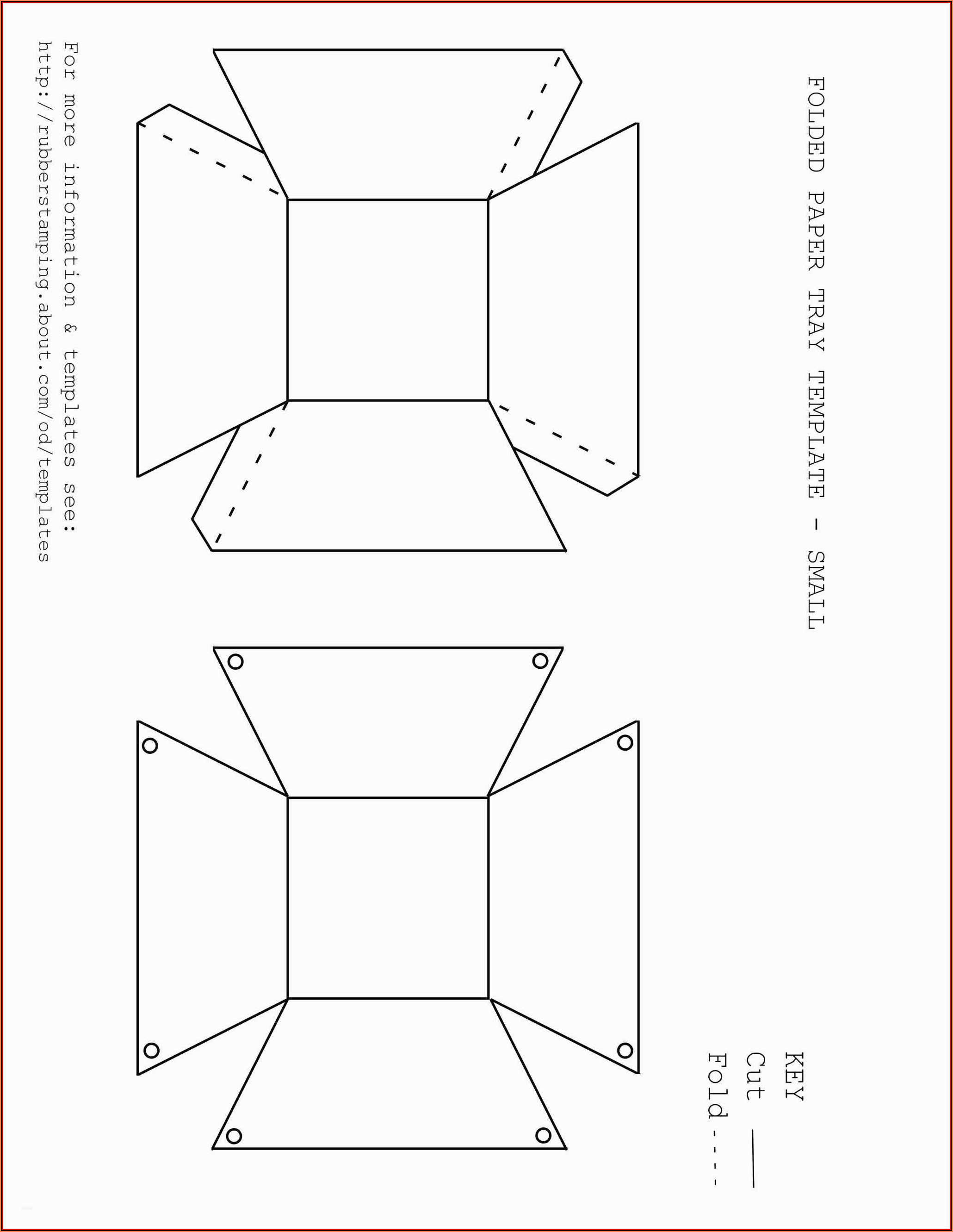 Blank Flash Card Template Printable