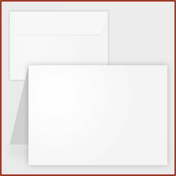Blank Note Card Templates Free