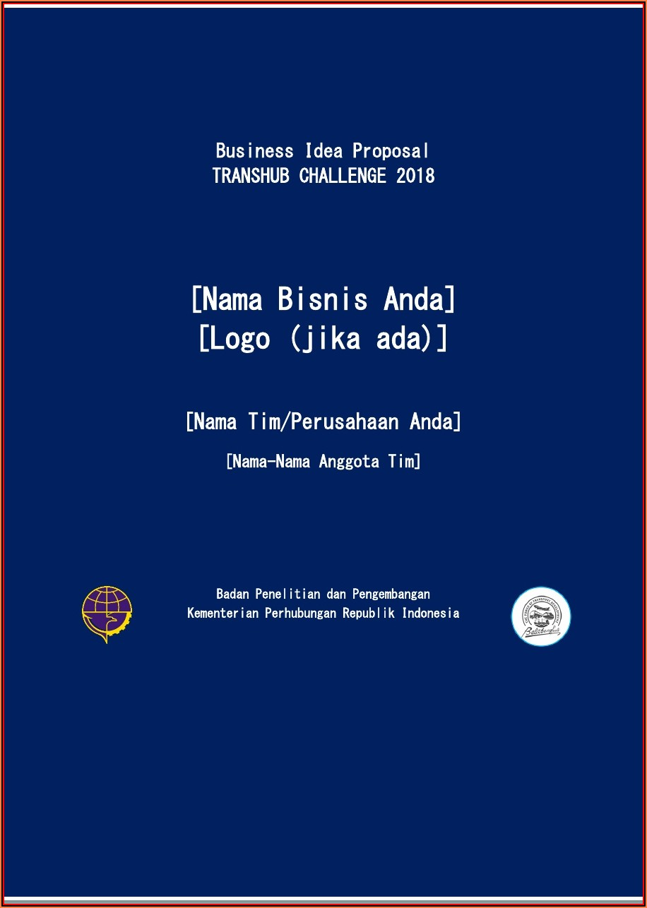 Business Proposal Template Docx