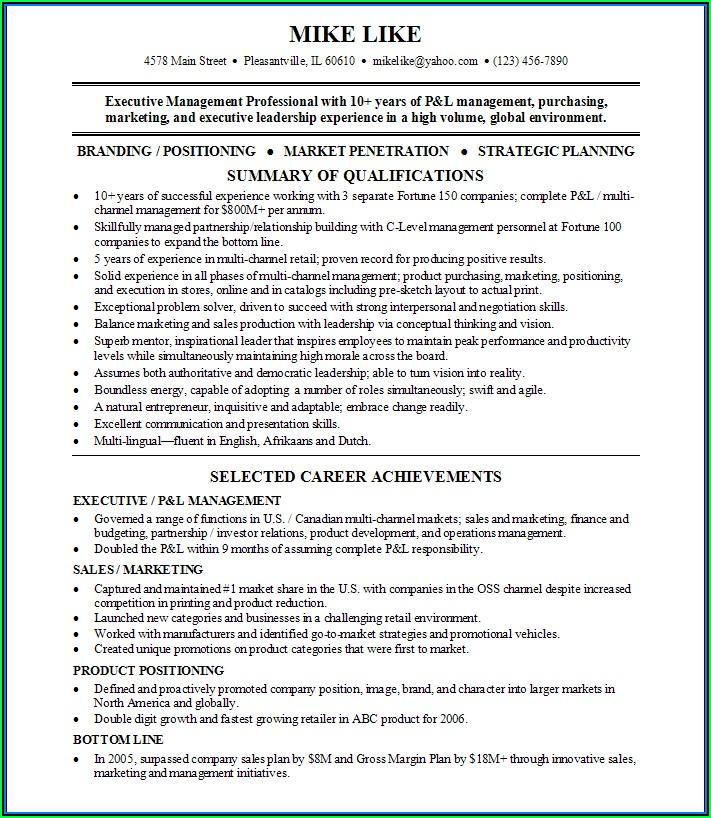 Career Resume Builder