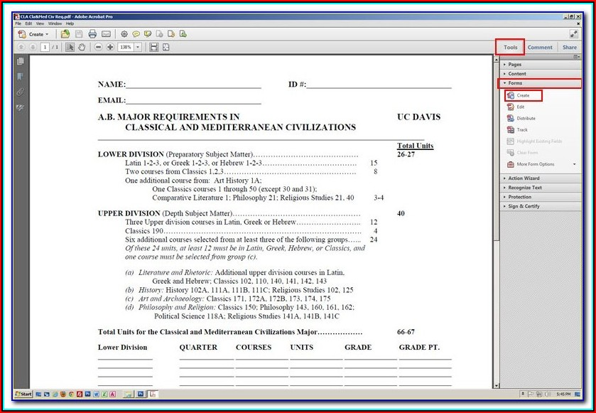 Convert Word Document To Fillable Pdf Form