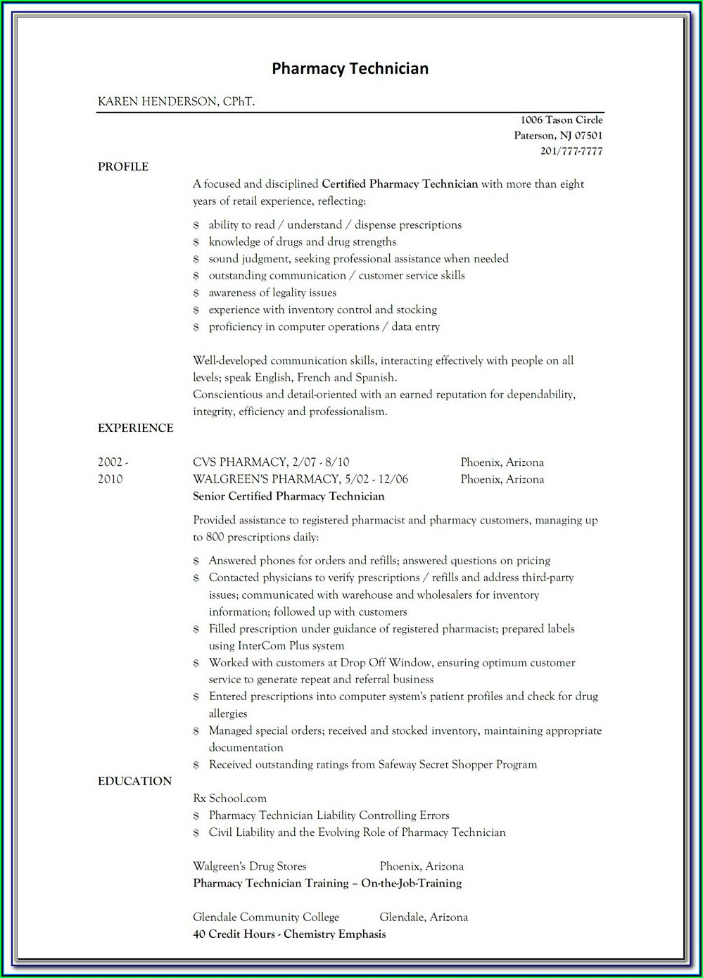 Create Free Resume Online Download