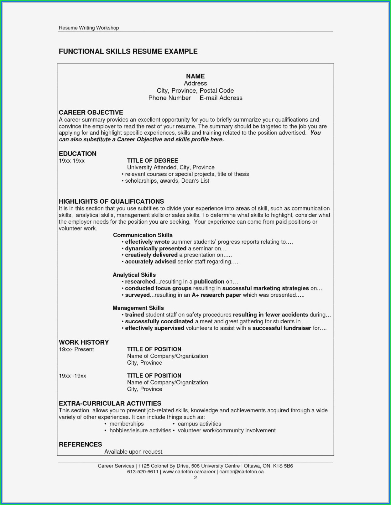 Dental Assistant Resume No Experience Examples