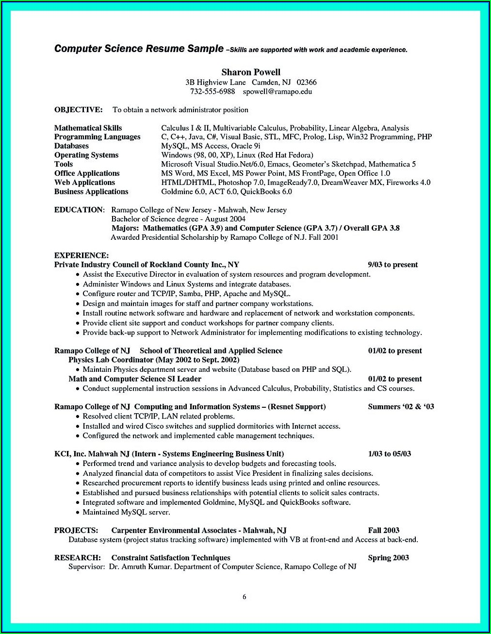 Do Professionally Written Resumes Work