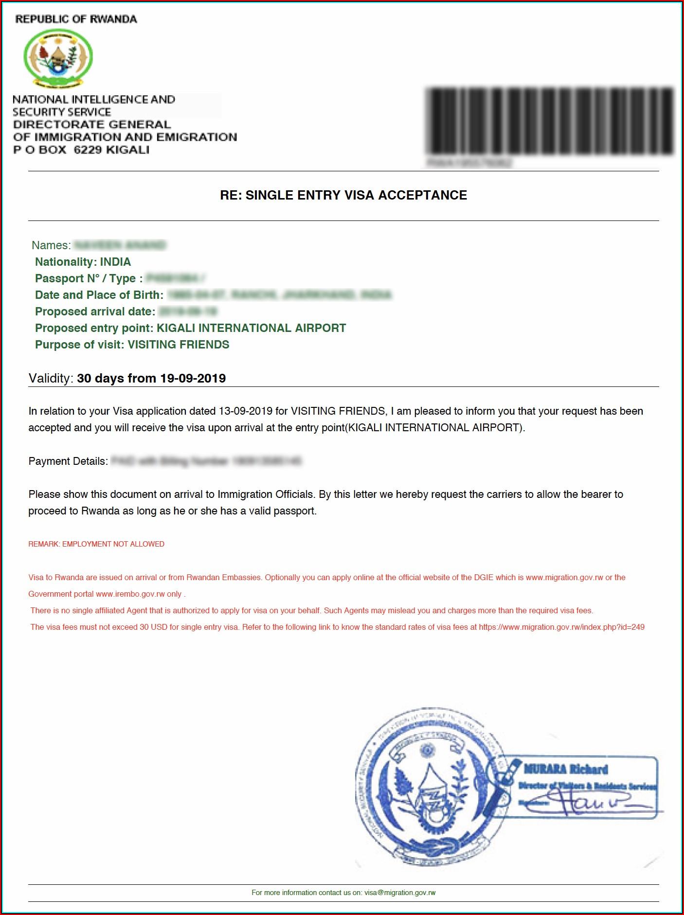 Ethiopian Embassy Visa Application Form For Eritrean In Sweden