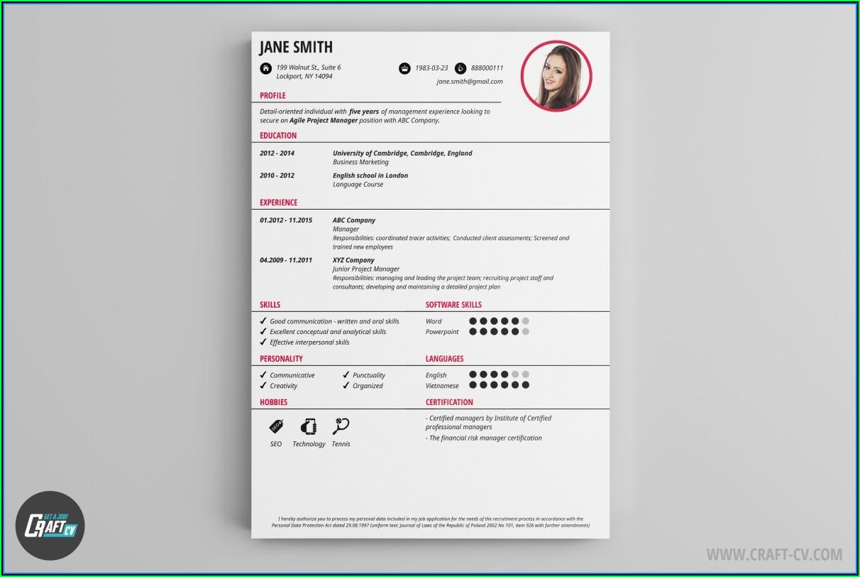 Free Creative Resume Builder