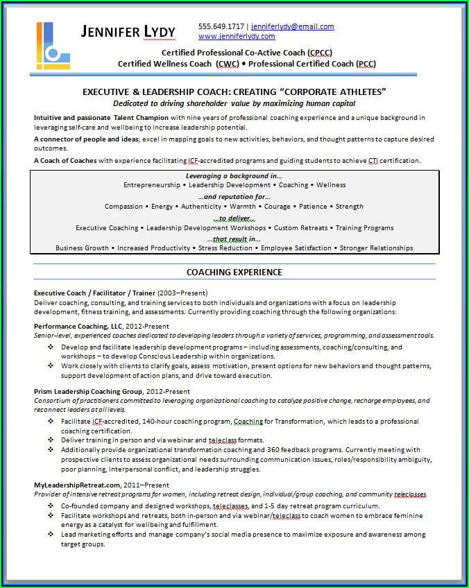 Free Online Resume Template Microsoft Word