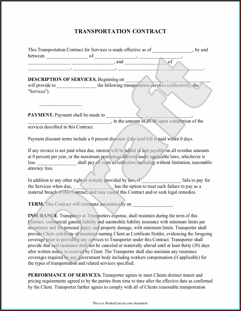 Freight Broker Forms Free