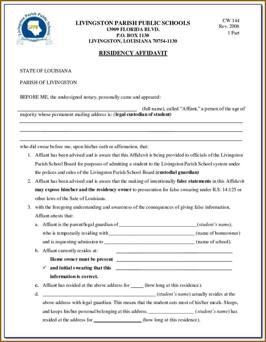Guardianship Paperwork Arizona