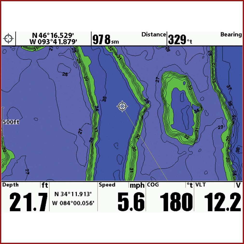 Humminbird Lakemaster Maps