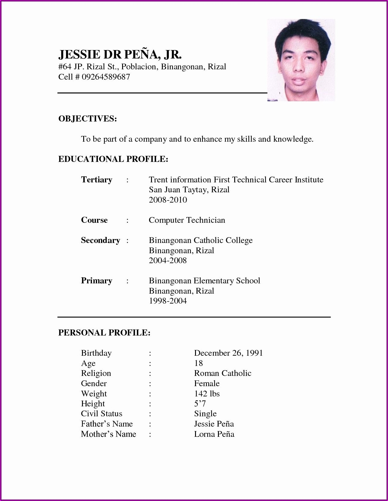 Interior Designer Resume Format Download