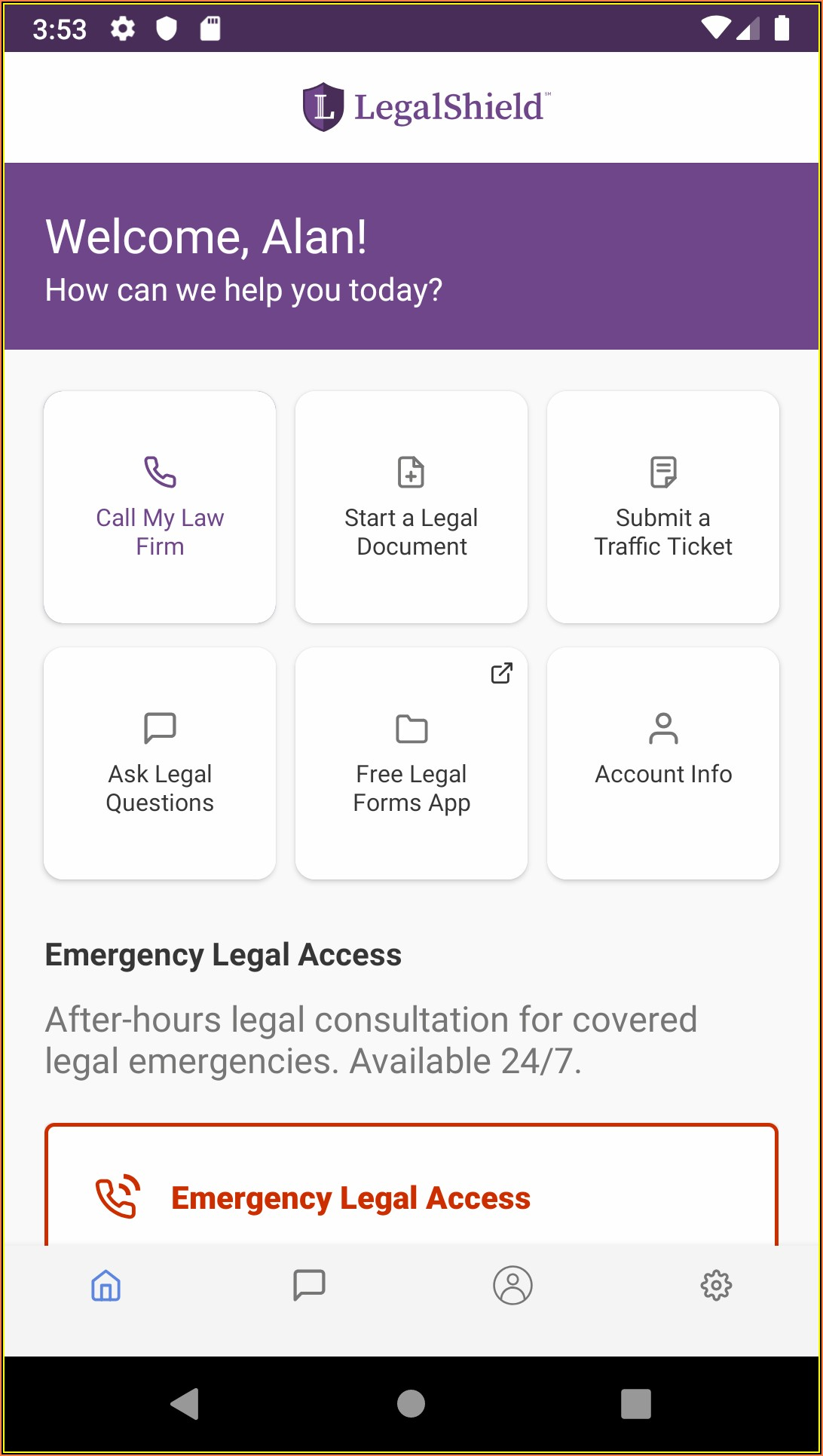 Legalshield Legal Forms