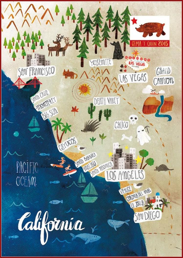 Map Of Florida Gulf Coast Cities