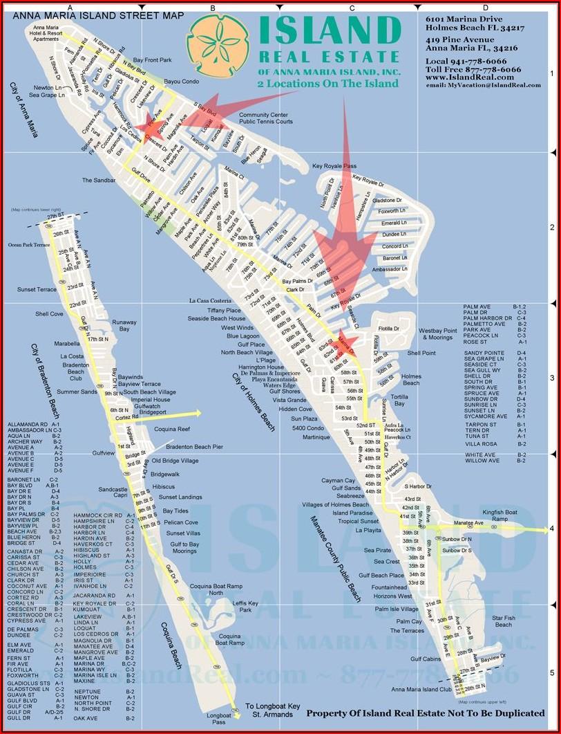 Map Of Hotels In Siesta Key Florida