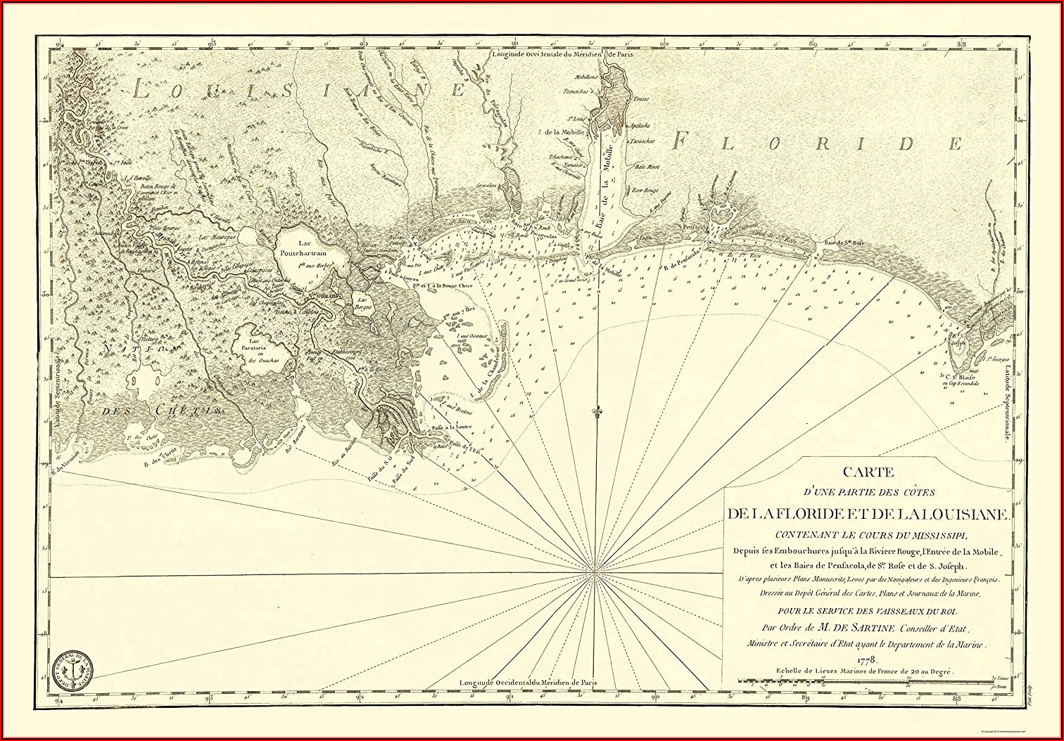 Maps Of Florida Gulf Coast