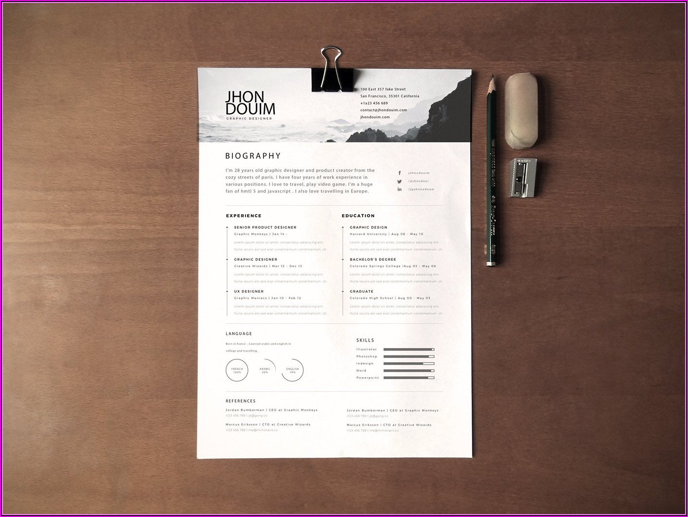 Monster Professional Resume Writing Service