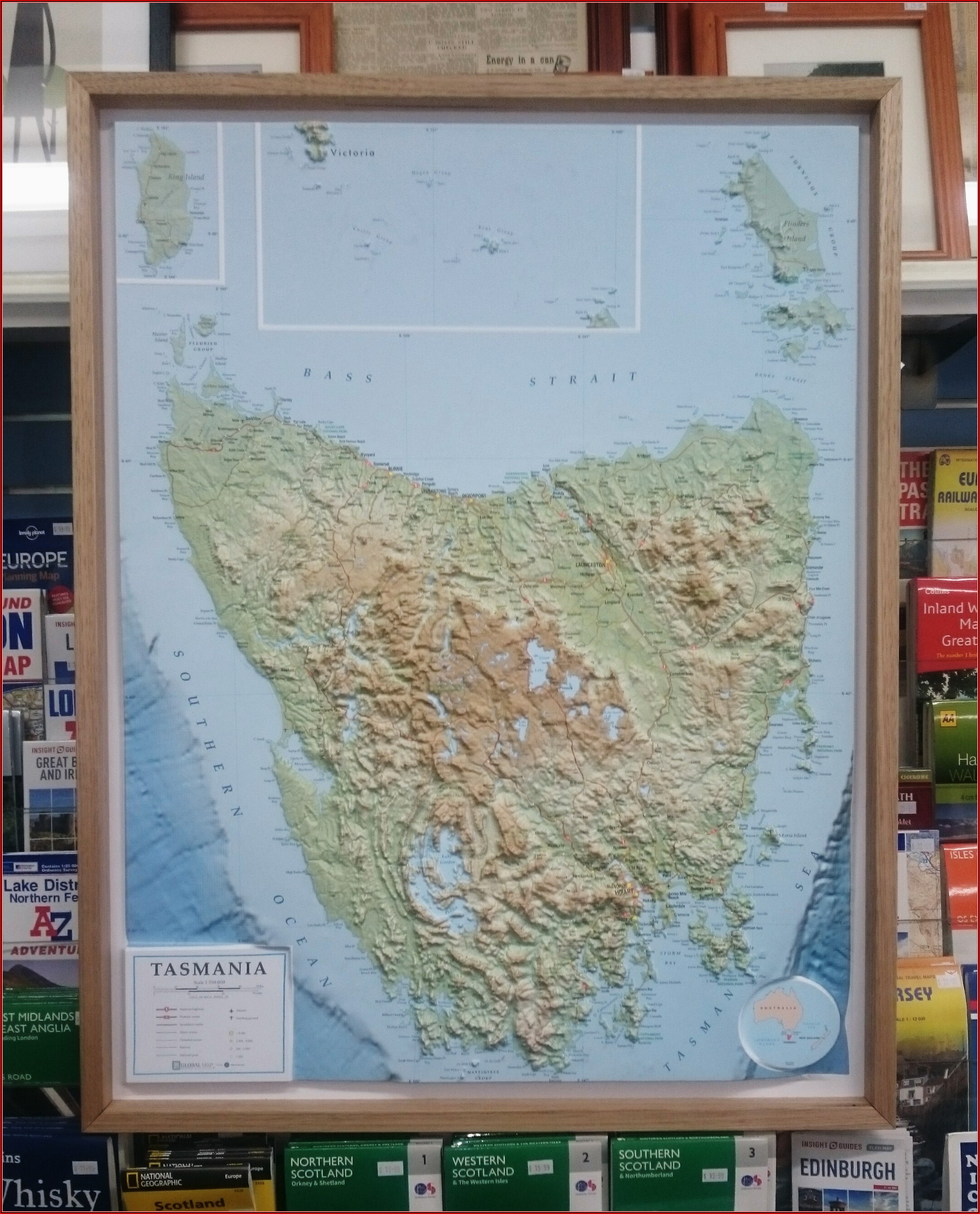 National Geographic Wall Maps Of The World