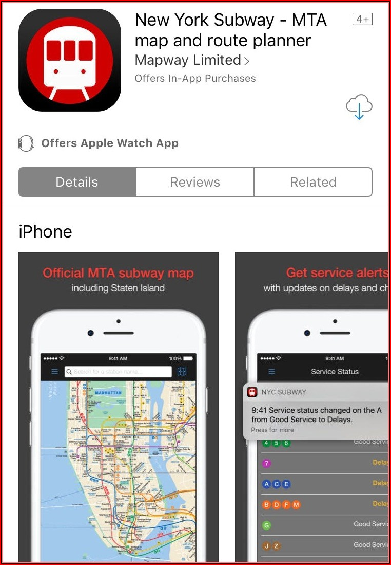 New York Subway Mta Map And Route Planner
