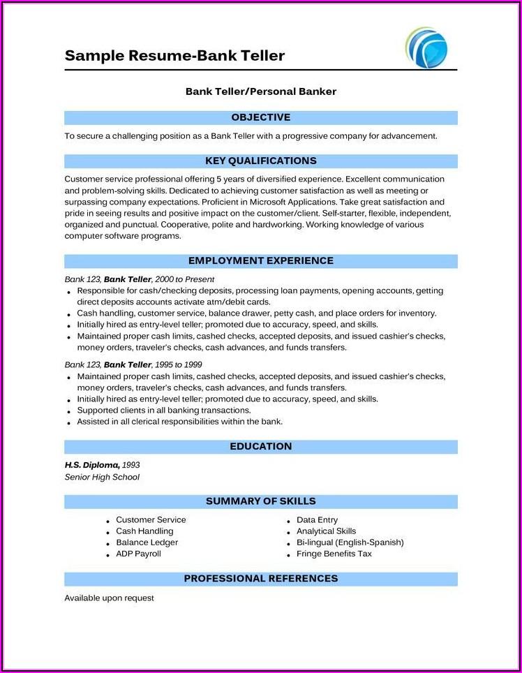 Online Resume Builder For Students