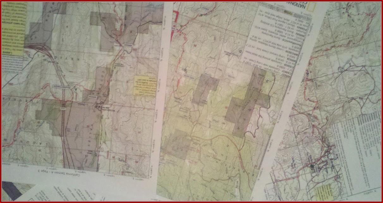 Pct Hike Maps