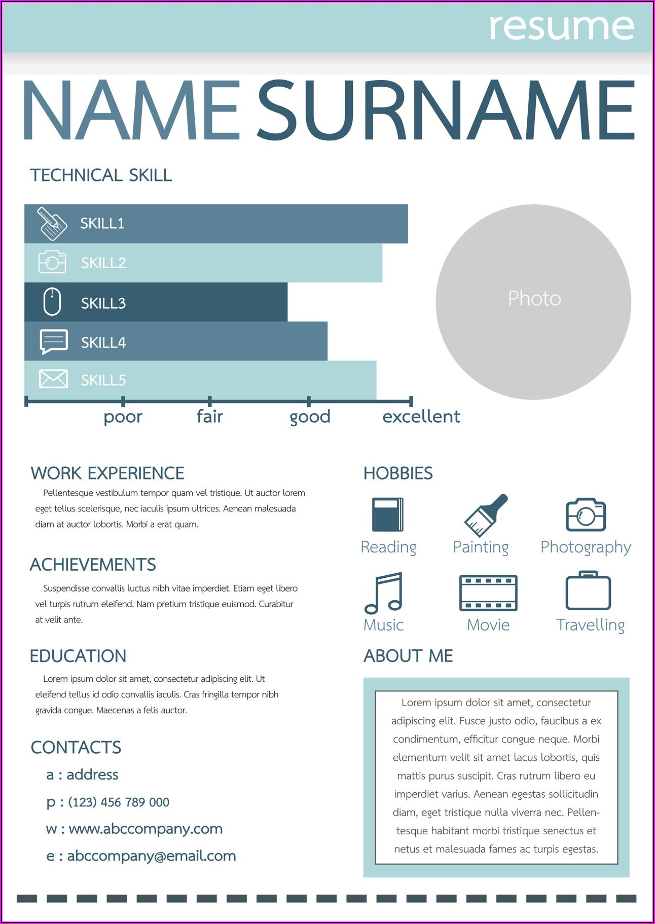 Resume Examples For Jobs Free Download