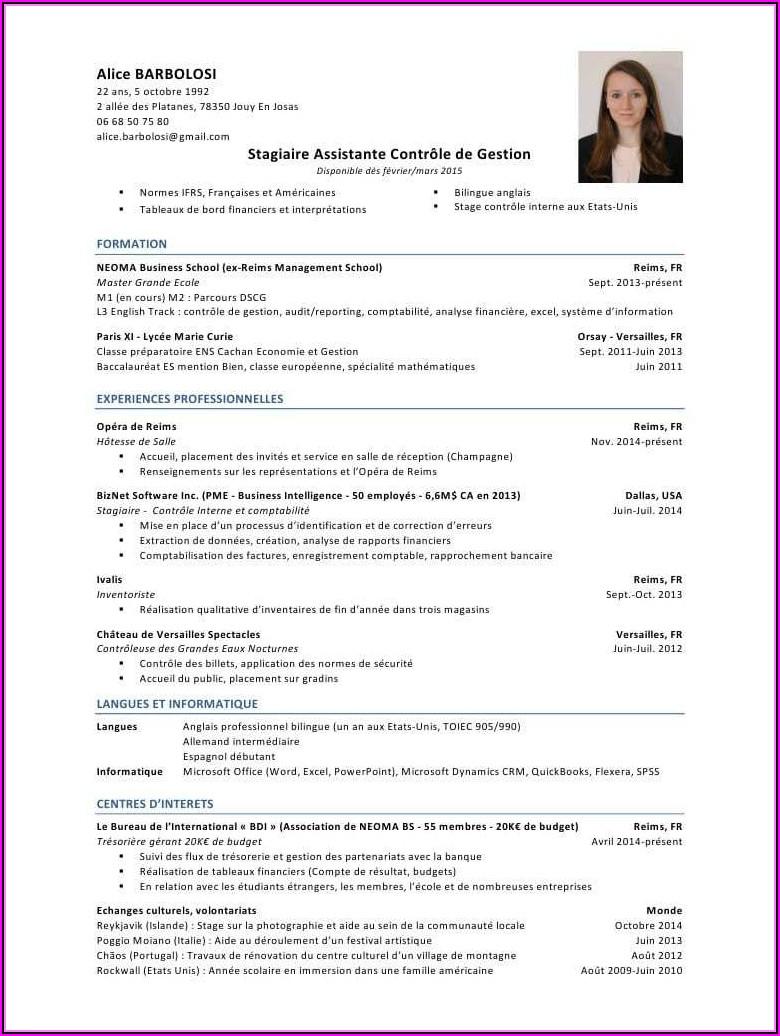 Resume Format Editable Pdf Download