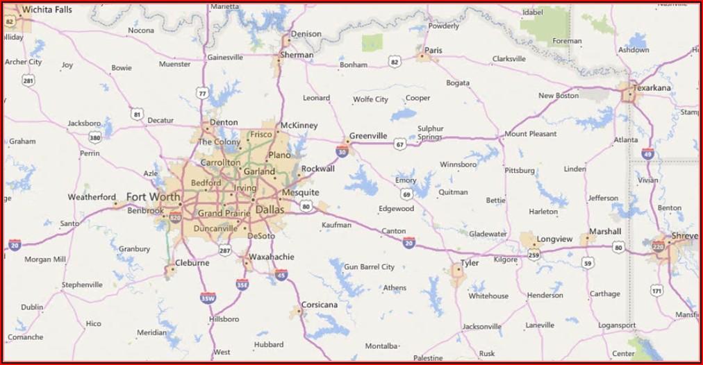 Rural Development Loan Map Oklahoma