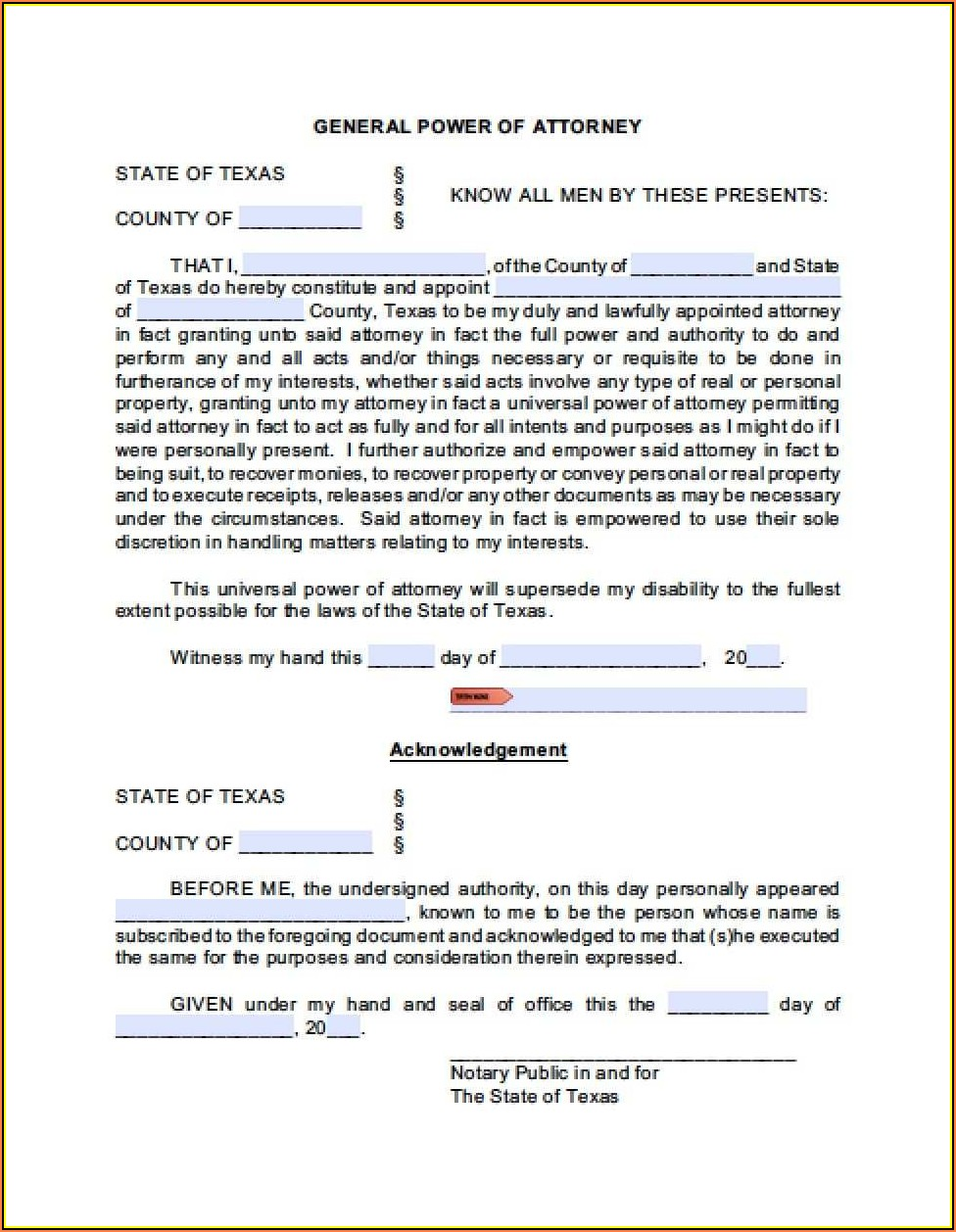 State Of Texas Legal Guardianship Forms