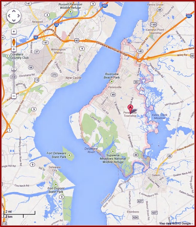 Tax Map Salem County Nj