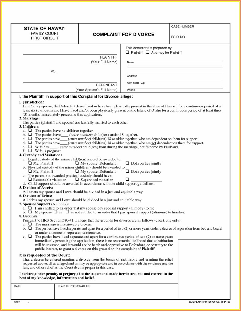 Texas Temporary Child Guardianship Forms