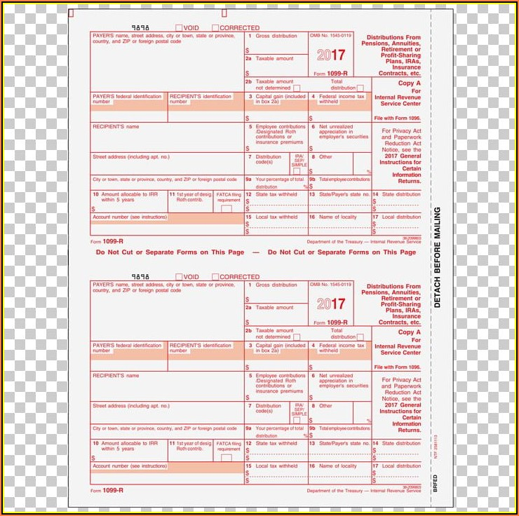 When Are Forms 1099 And 1096 Due
