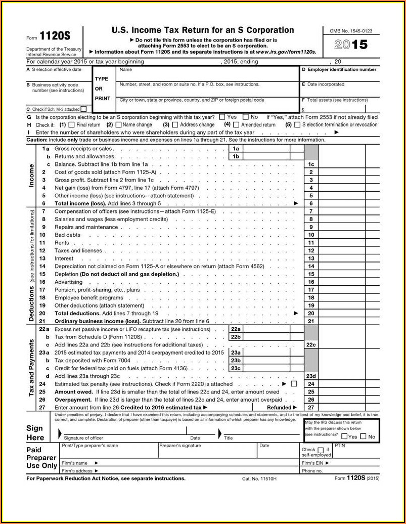 Where To Get Irs Form 1040ez