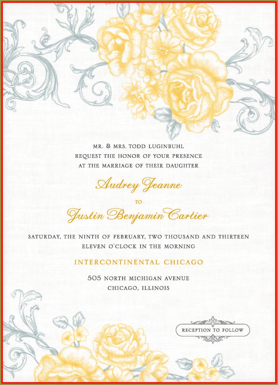 Free Dinner Invitation Templates