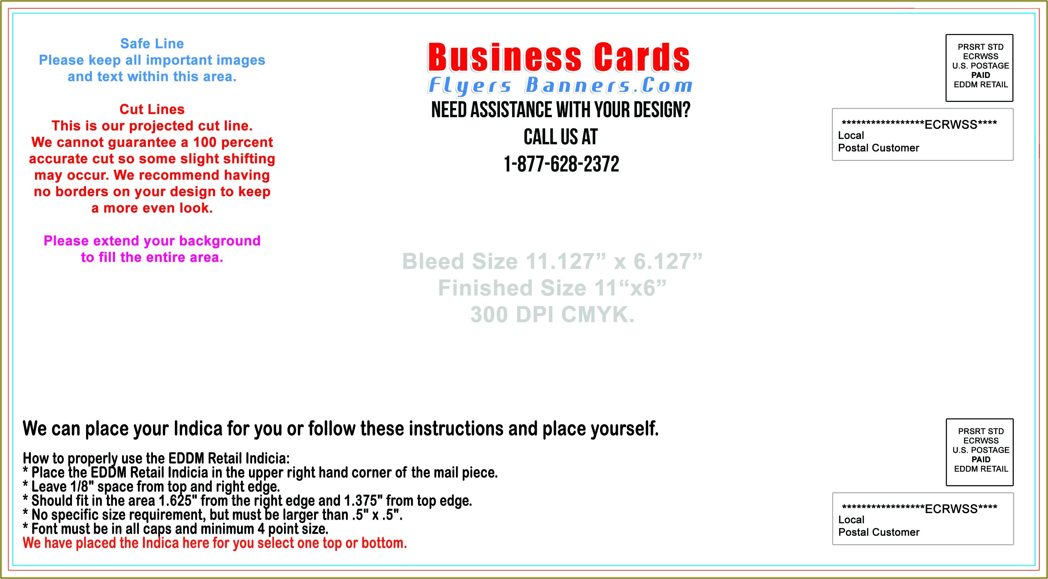 Free Eddm Postcard Templates