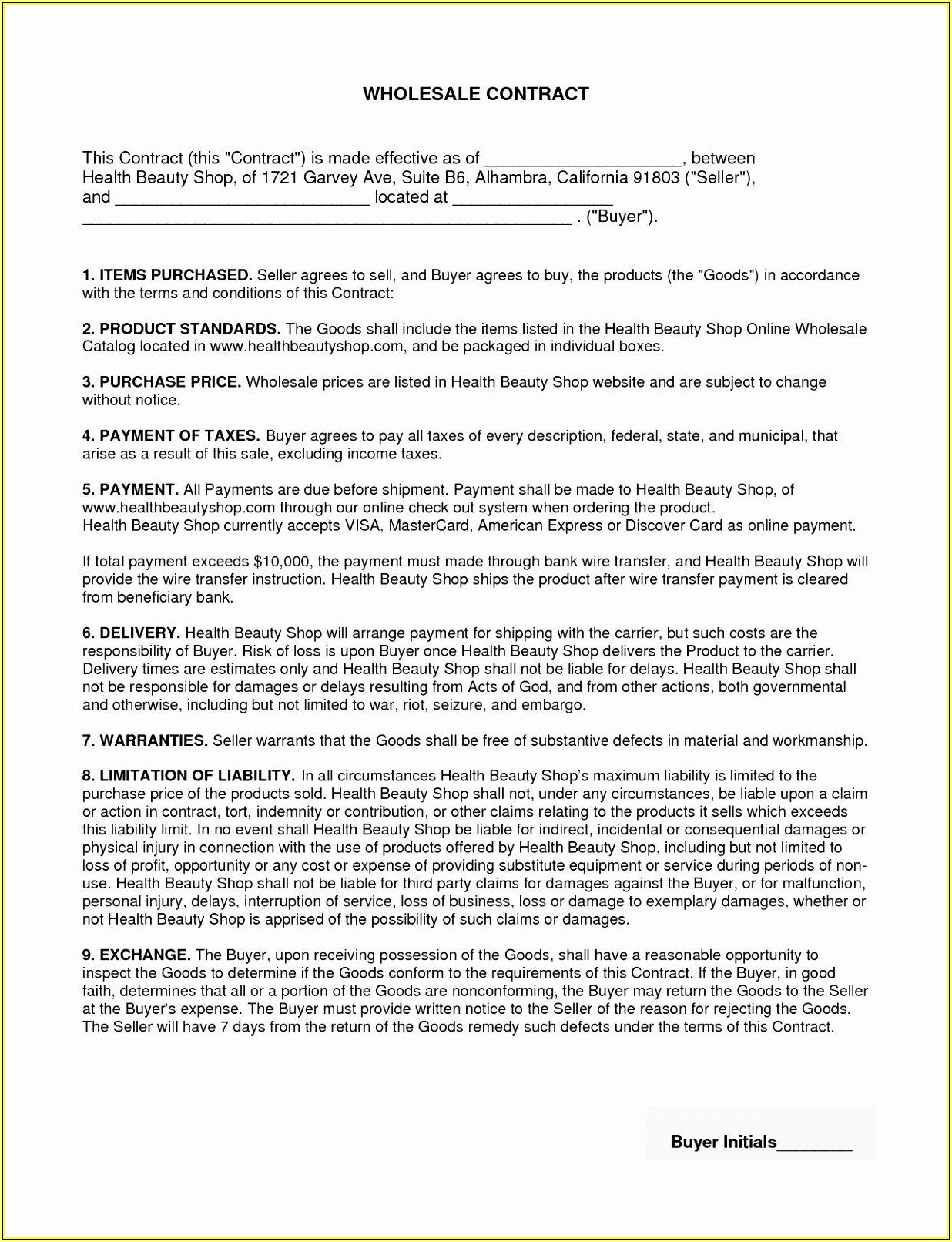 Free Hvac Proposal Template Download