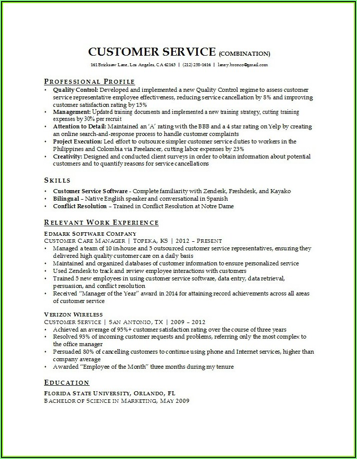 Resume Free Template Downloads