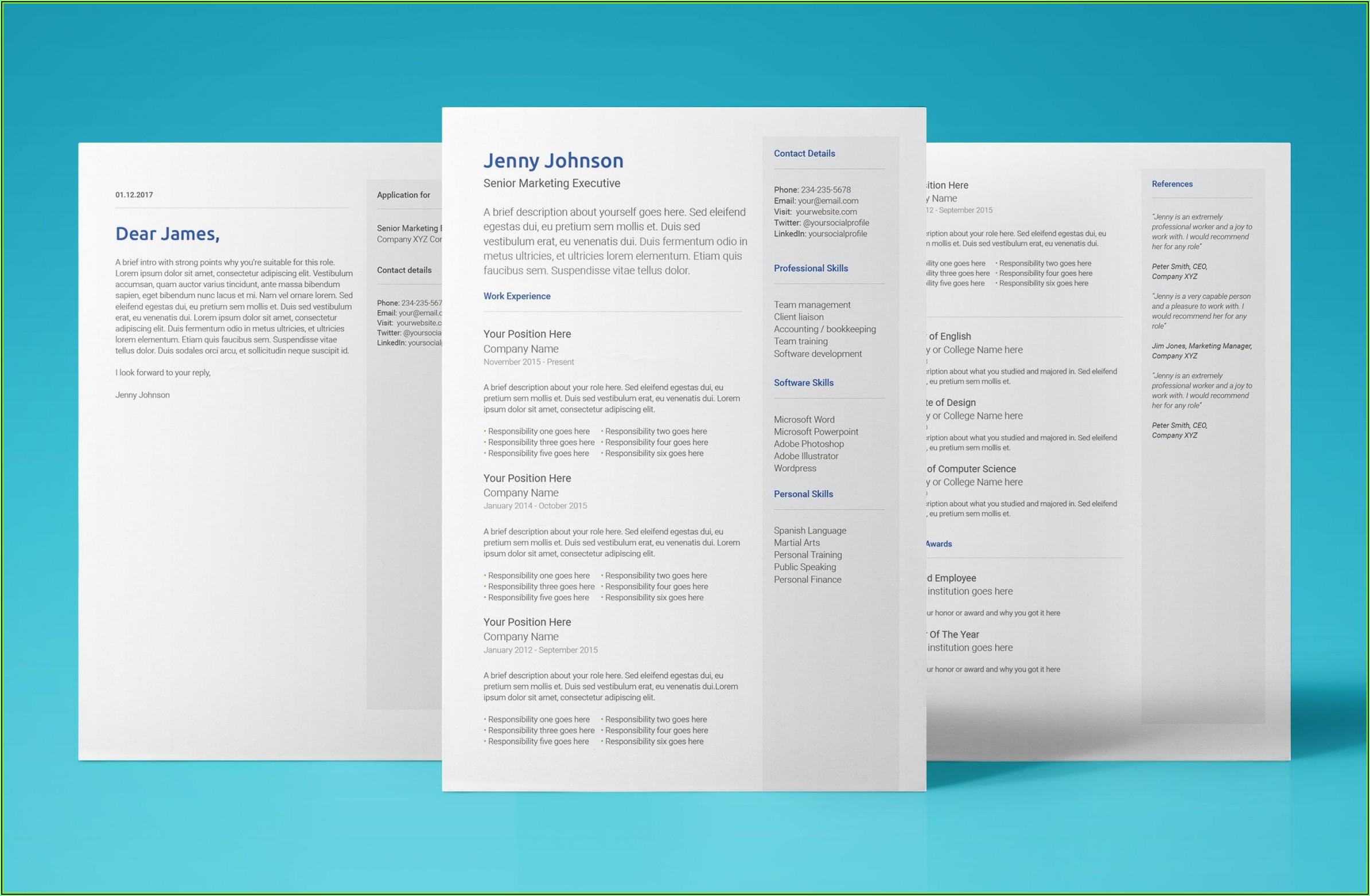 Resume Templates Free Download Google Docs