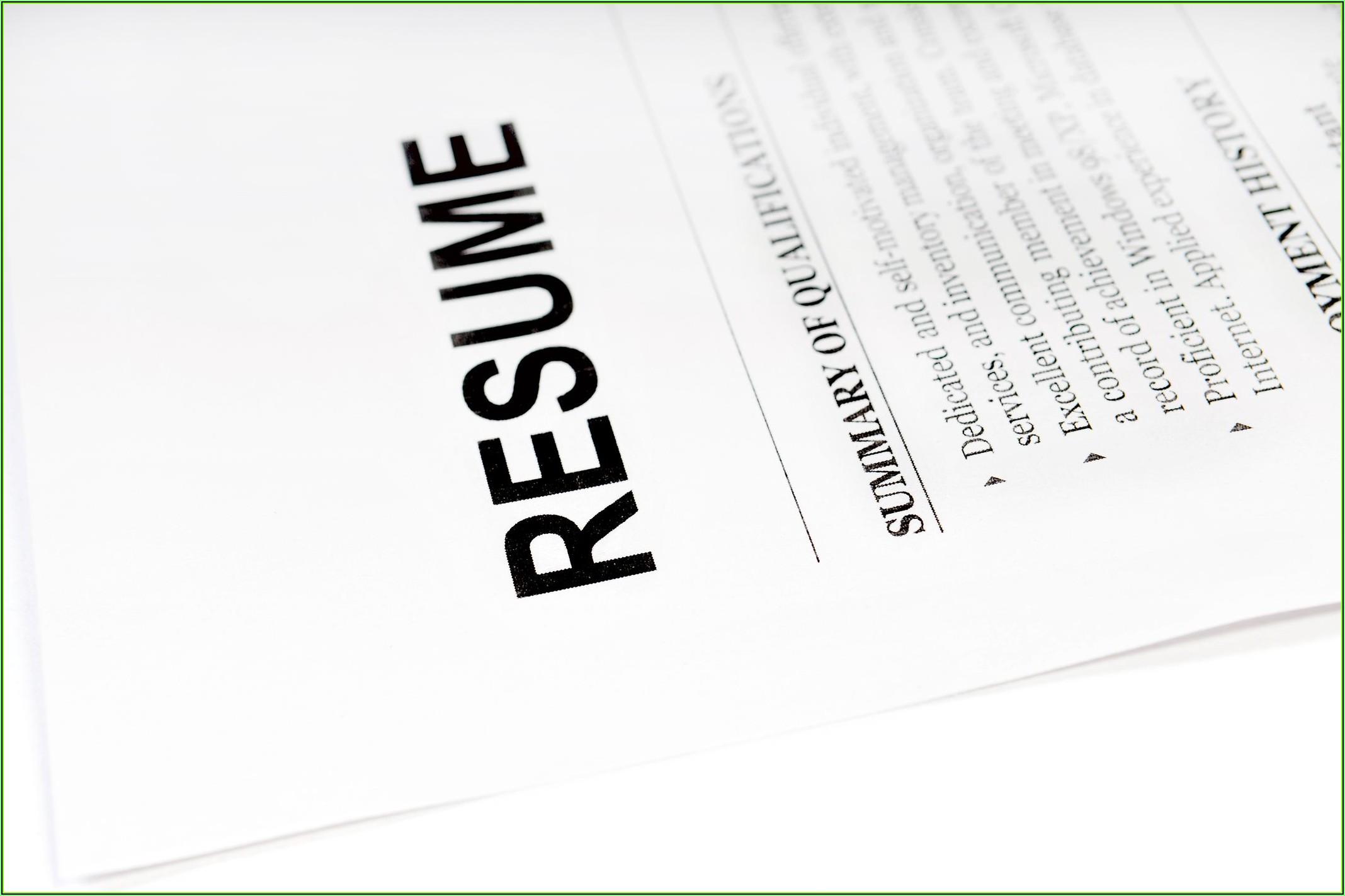 Sample Resume For Rn Nurse