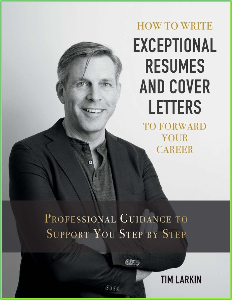 Steps To Writing A Resume And Cover Letter