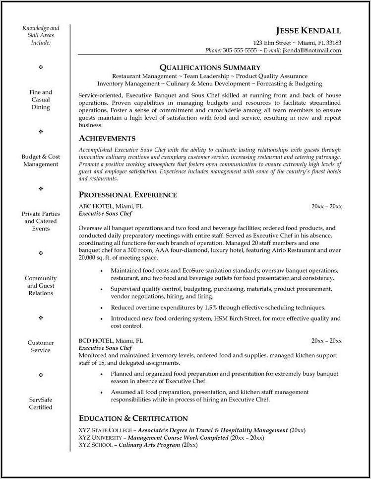 Text Resume Builder