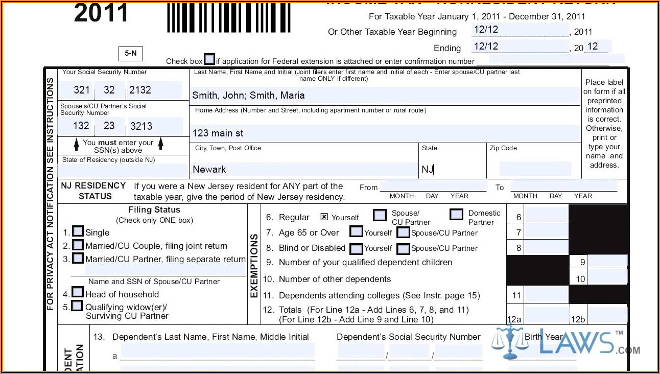 2014 Income Tax Forms Printable