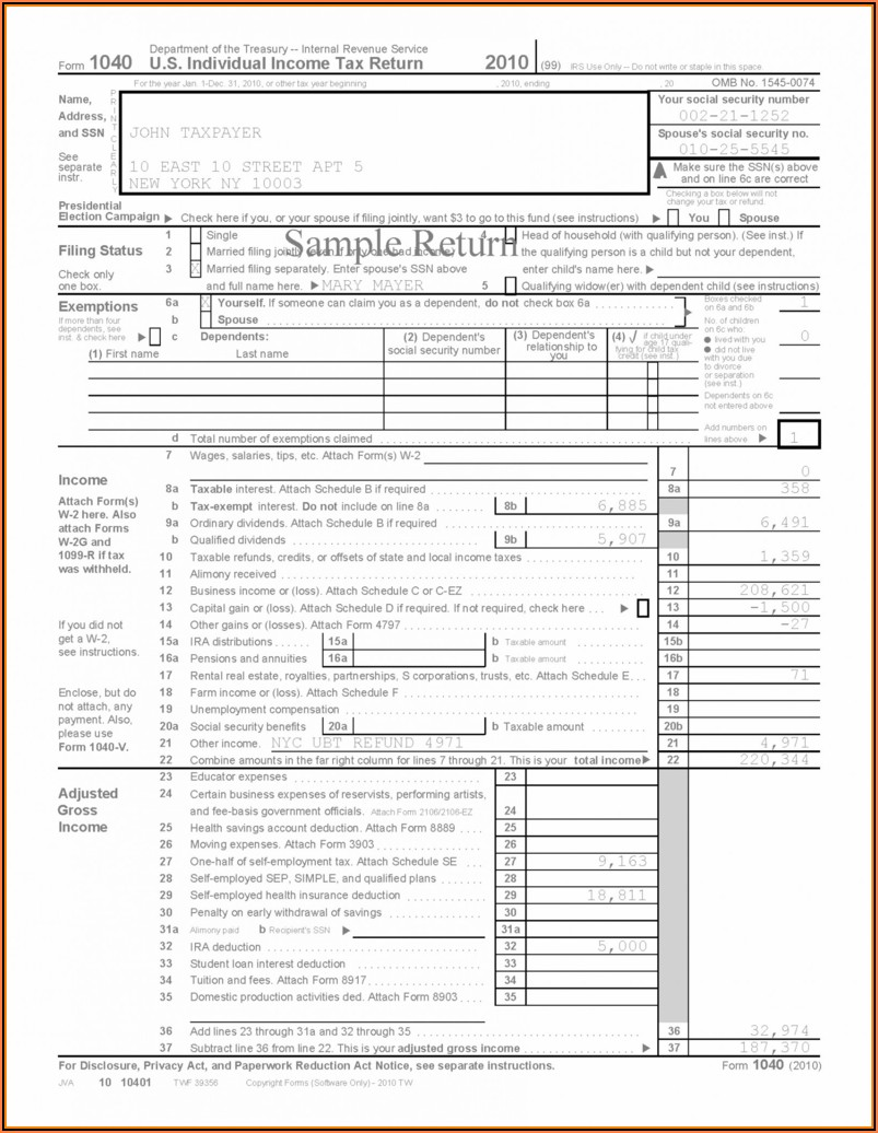 2016 Income Tax Forms Printable Canada