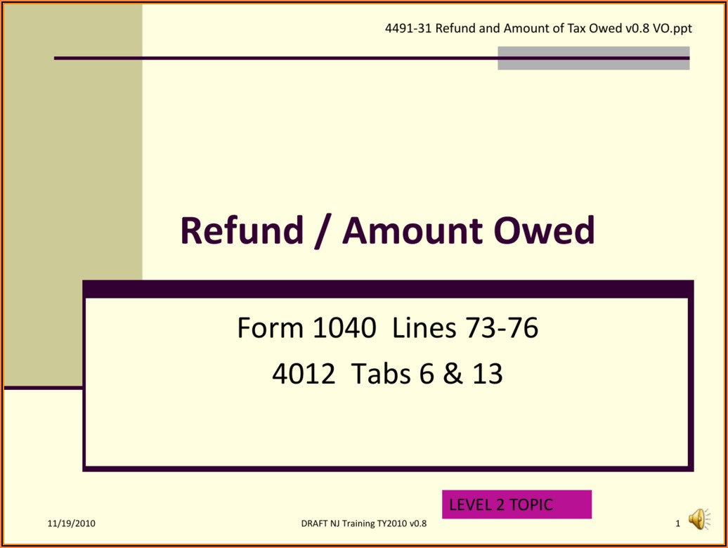 Aarp Overpayment Refund Form