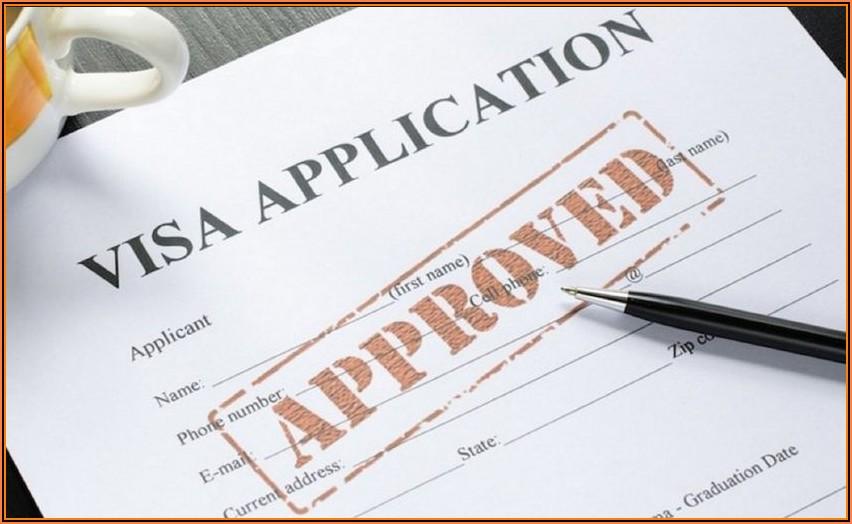 Application Form For Nigerian Visa From Uk