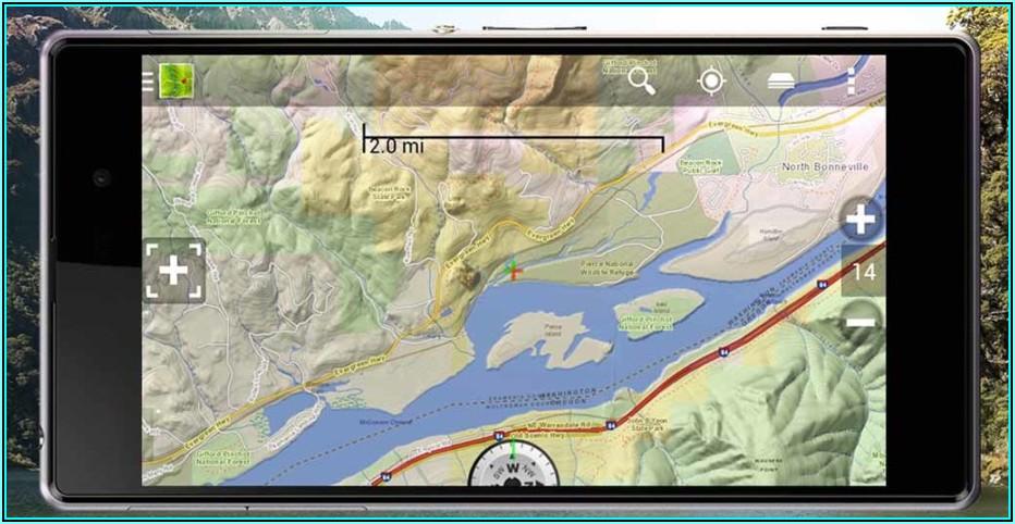 Best Hiking Topo Maps