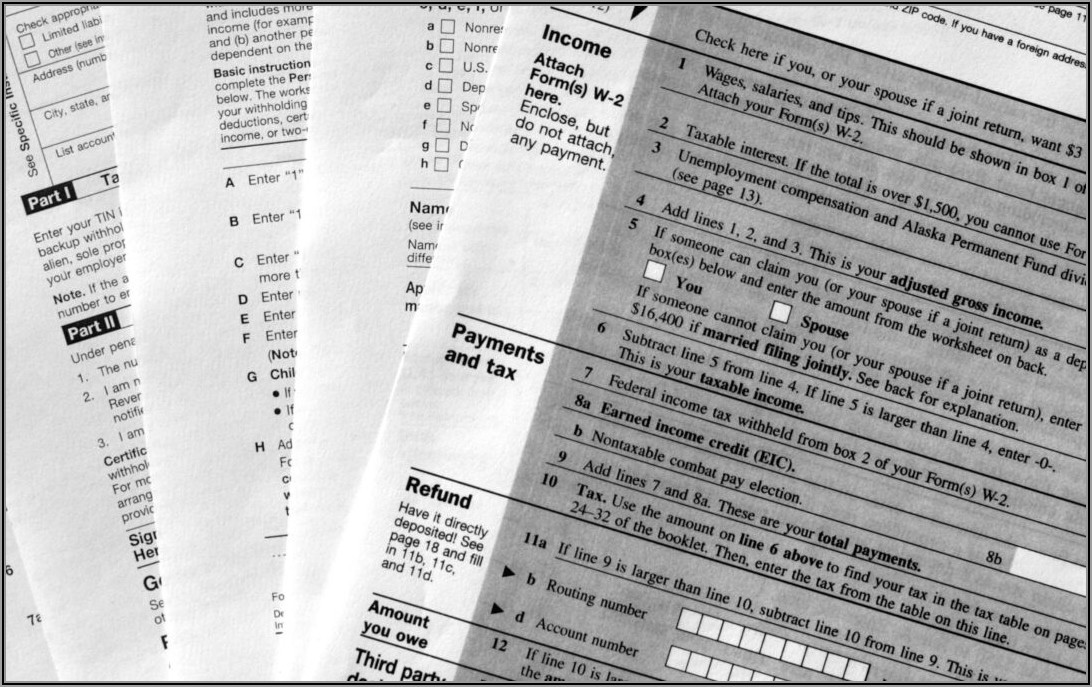 California State Tax Forms Not Ready