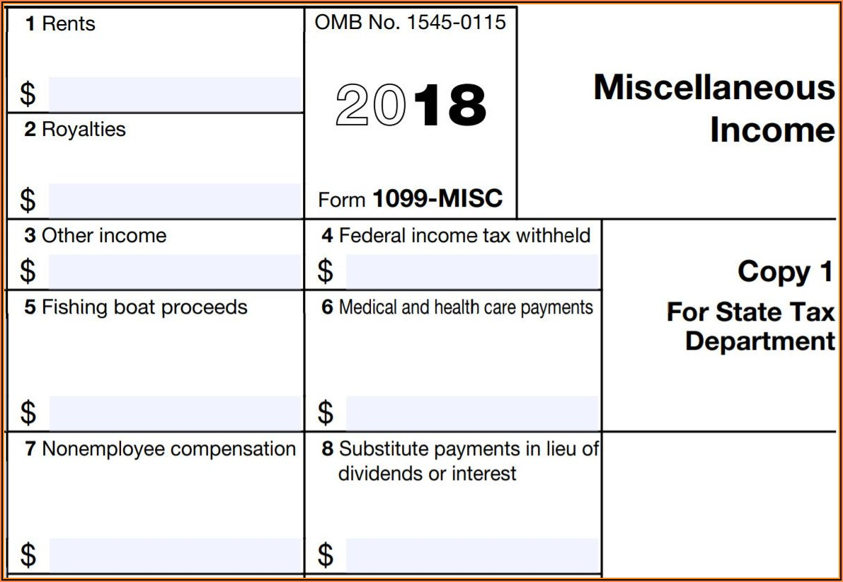 Downloadable Tax Forms