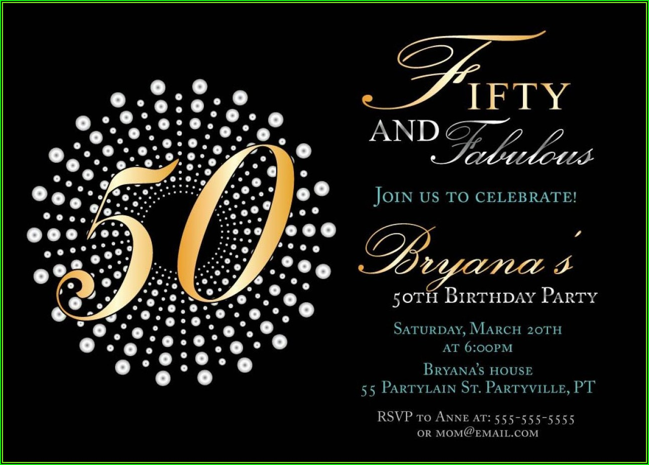 Editable 75th Birthday Invitations Templates Free